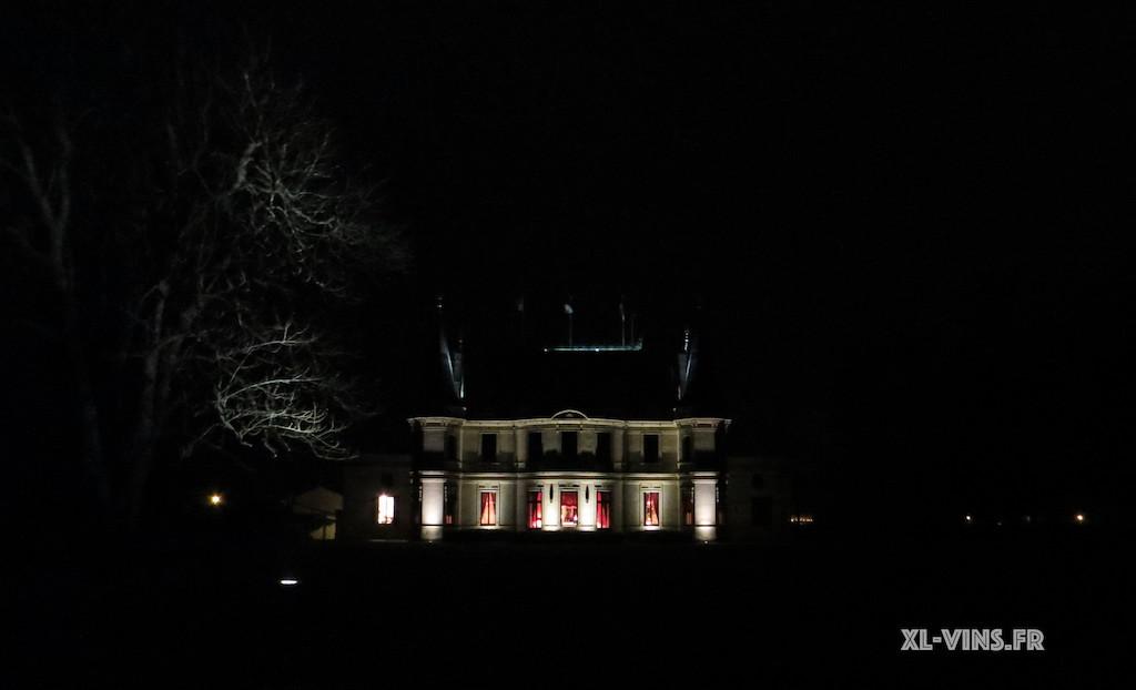 Primeurs 2014 au Château Palmer, appellation Margaux