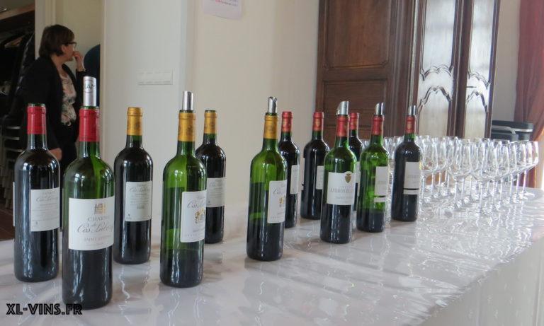 Printemps des vins dans le médoc 2015: Saint-Estephe