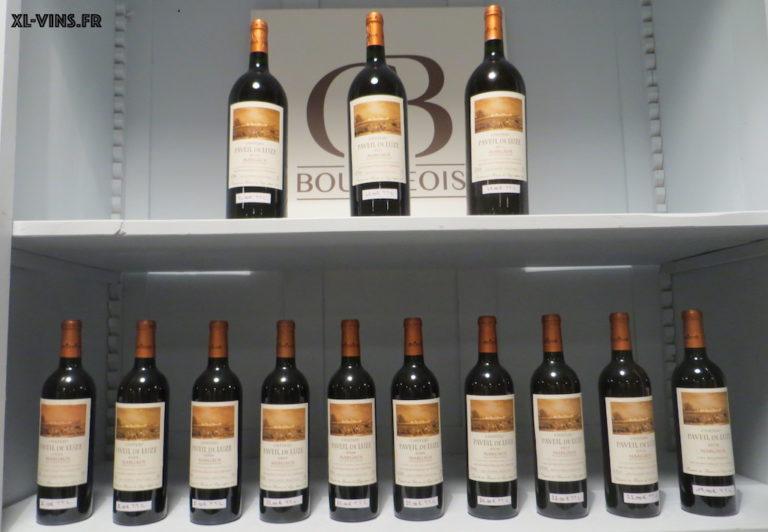 Château Paveil de Luze, appellation Margaux, cru bourgeois ( BORDEAUX)