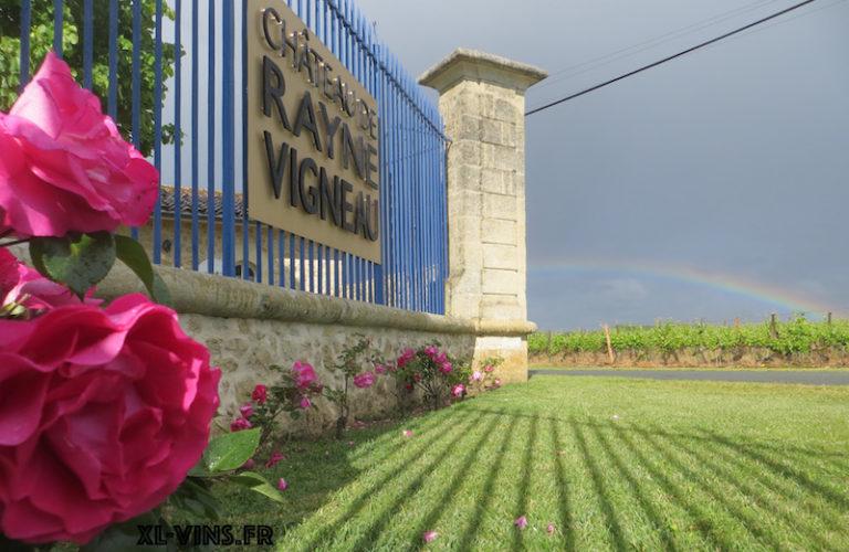 Visite du Château Rayne Vigneau, 1er cru classé, appellation Sauternes (Bordeaux, 2016)