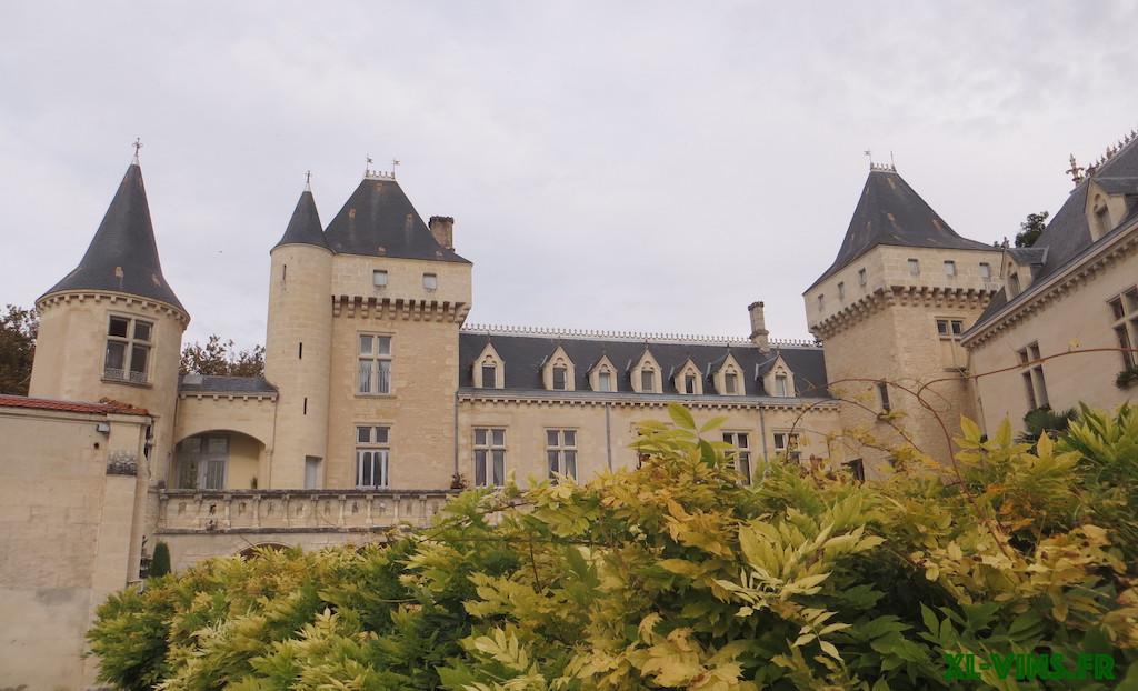 Château La Rivière appellation Fronsac (Bordeaux)