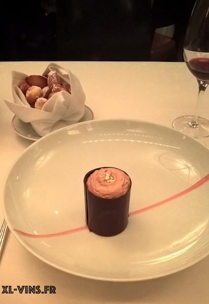 Dessert Café Boulud