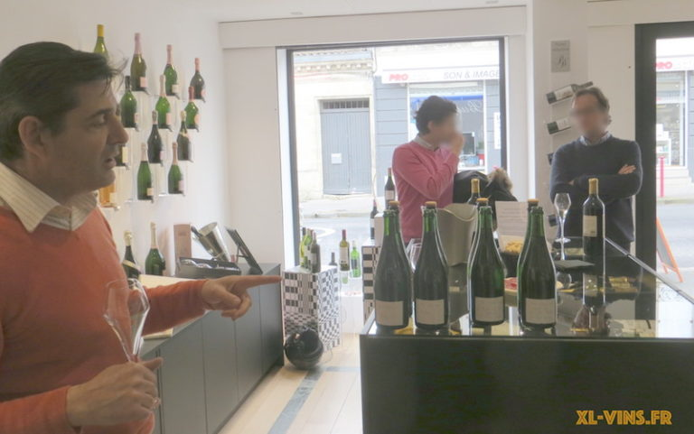 Champagne et Pessac-Léognan à Pessac.