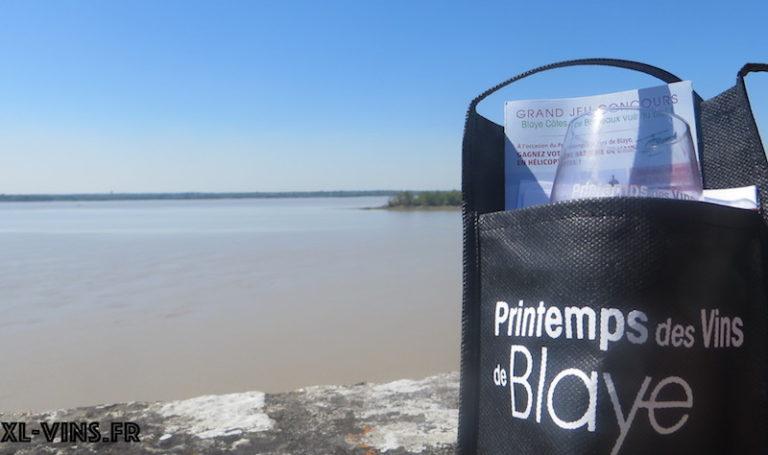 Read more about the article Portes ouvertes Blaye côtes de Bordeaux 2017