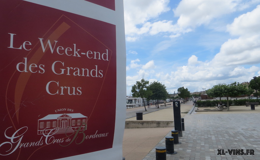 week end grands crus classé