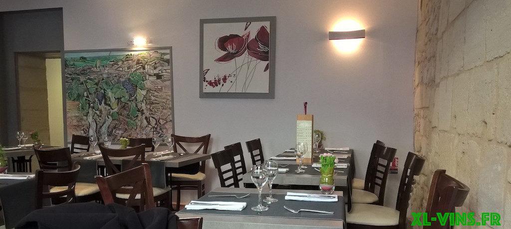 Restaurant Les Giron'Dines intérieur