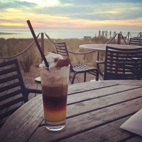 L'Irish Coffee de la Corniche