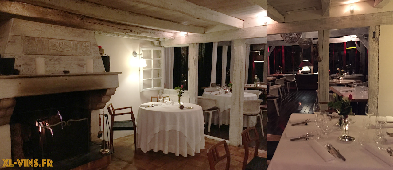 Restaurant Moulin d'Alotz 1 étoile Michelin (Pays-Basque)