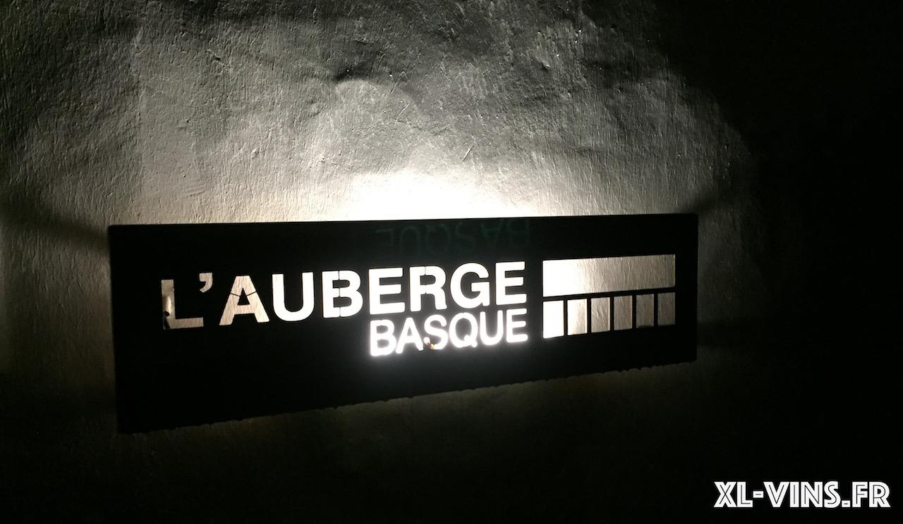 L' Auberge Basque, Restaurant. 1 étoile Michelin (Pays-Basque)