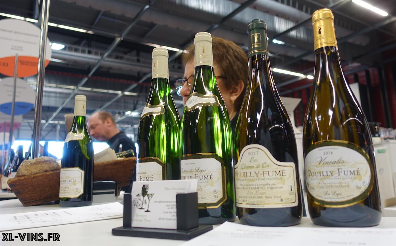 Salon des vignerons indépendants, Bordeaux, édition 2018
