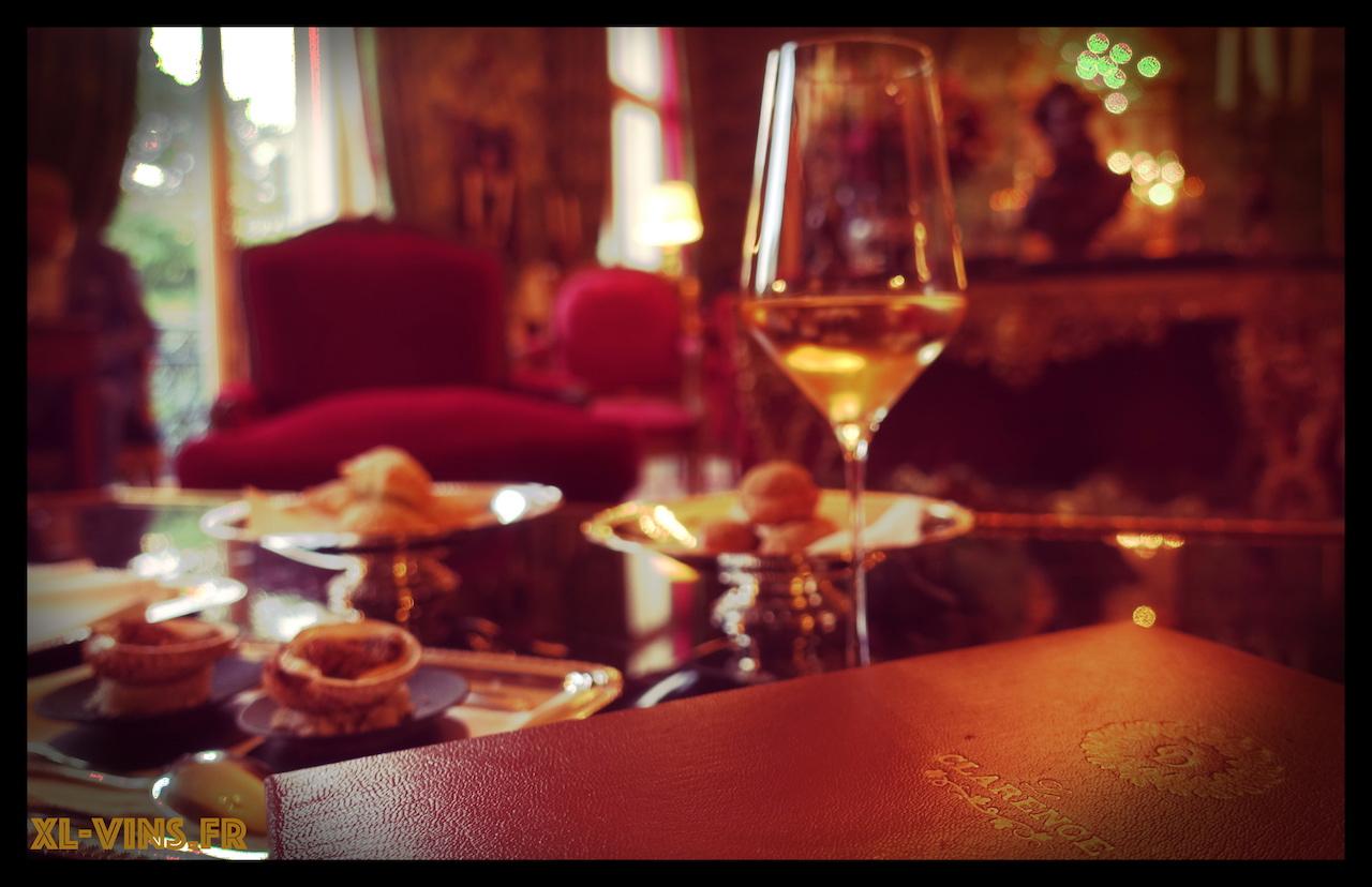 Restaurant Le Clarence, 2 étoiles Michelin, Paris (8 ème)
