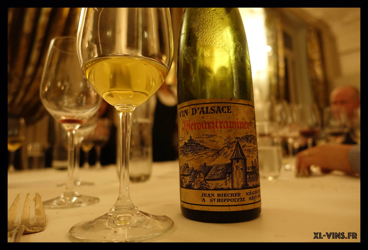 Academie des Vins anciens