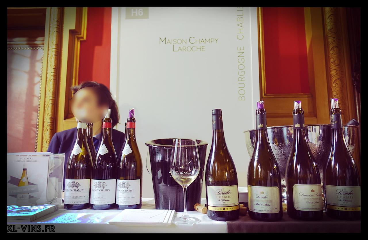 Lyon tasting 2018