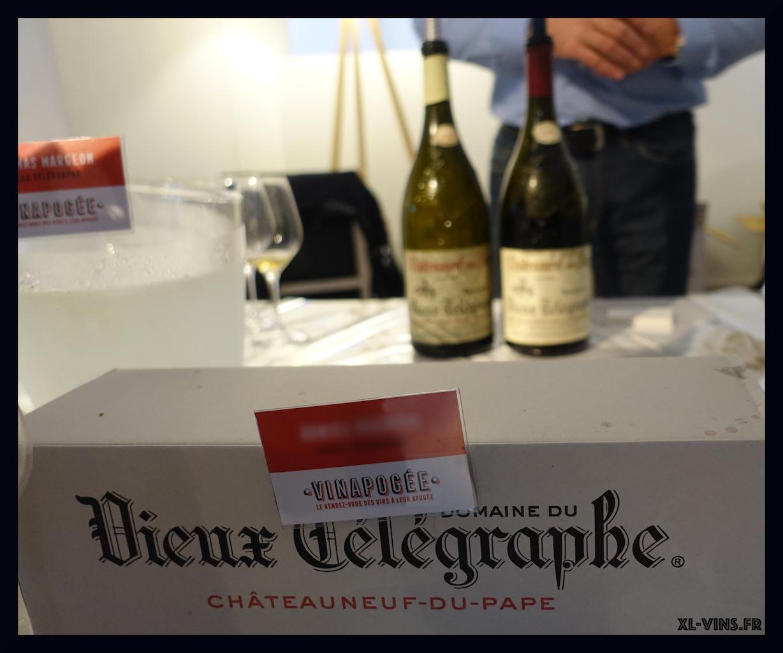 Vinapogée- Le salon des vins anciens- 4 ème édition (2018-Paris)