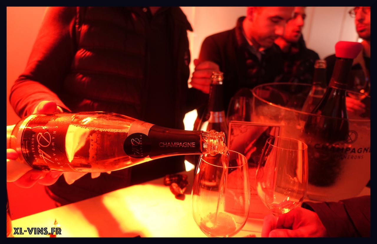 Bordeaux wine tasting 2018 champagneJPG