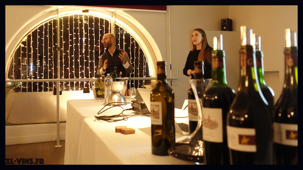 Cos D'estournel vinothèque