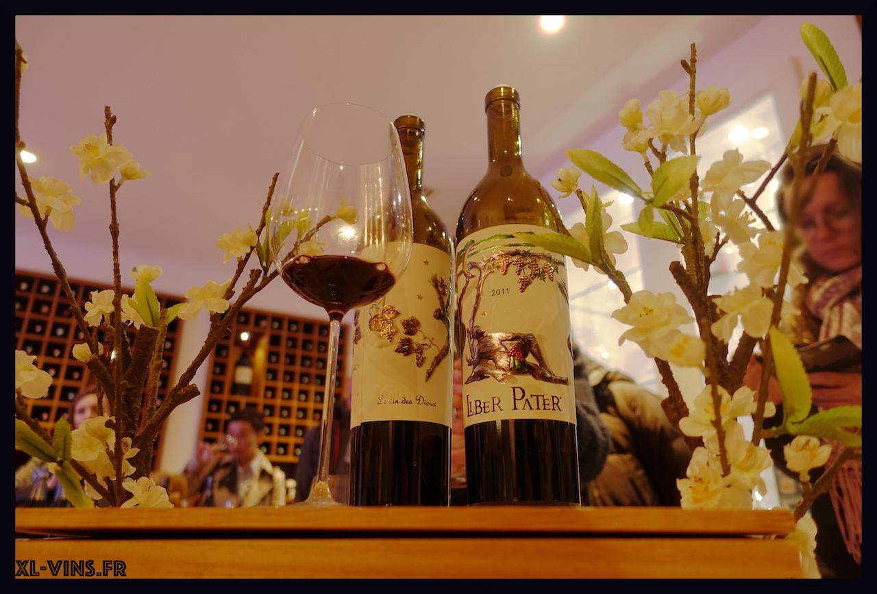 Liber Pater: J'ai gouté le vin le plus cher de Bordeaux !