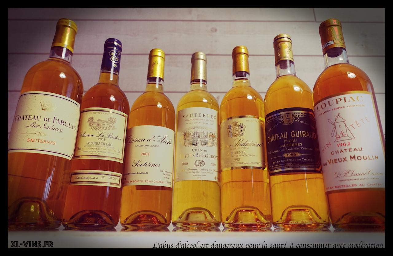 Grand jeu Sweet February 2019: Redécouvrez les vins moelleux et liquoreux!