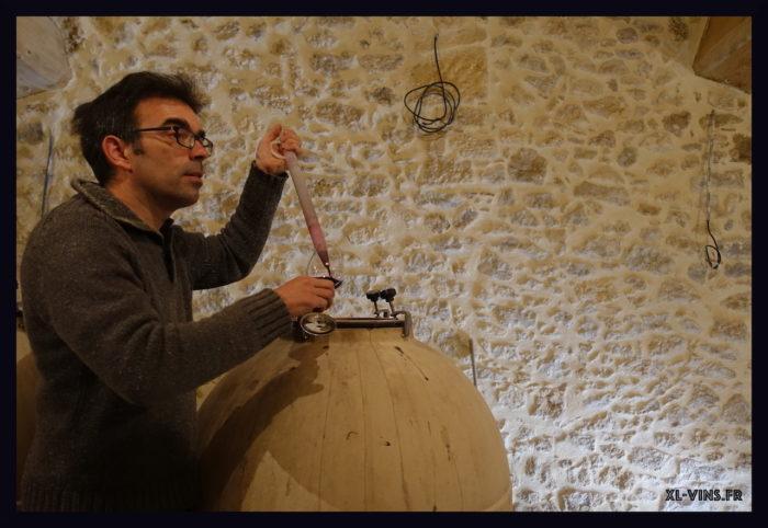 Loic Pasquet. Liber Pater (Bordeaux)