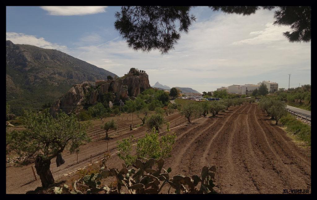 Mas de la Mona- Guadalest- amazing view 1