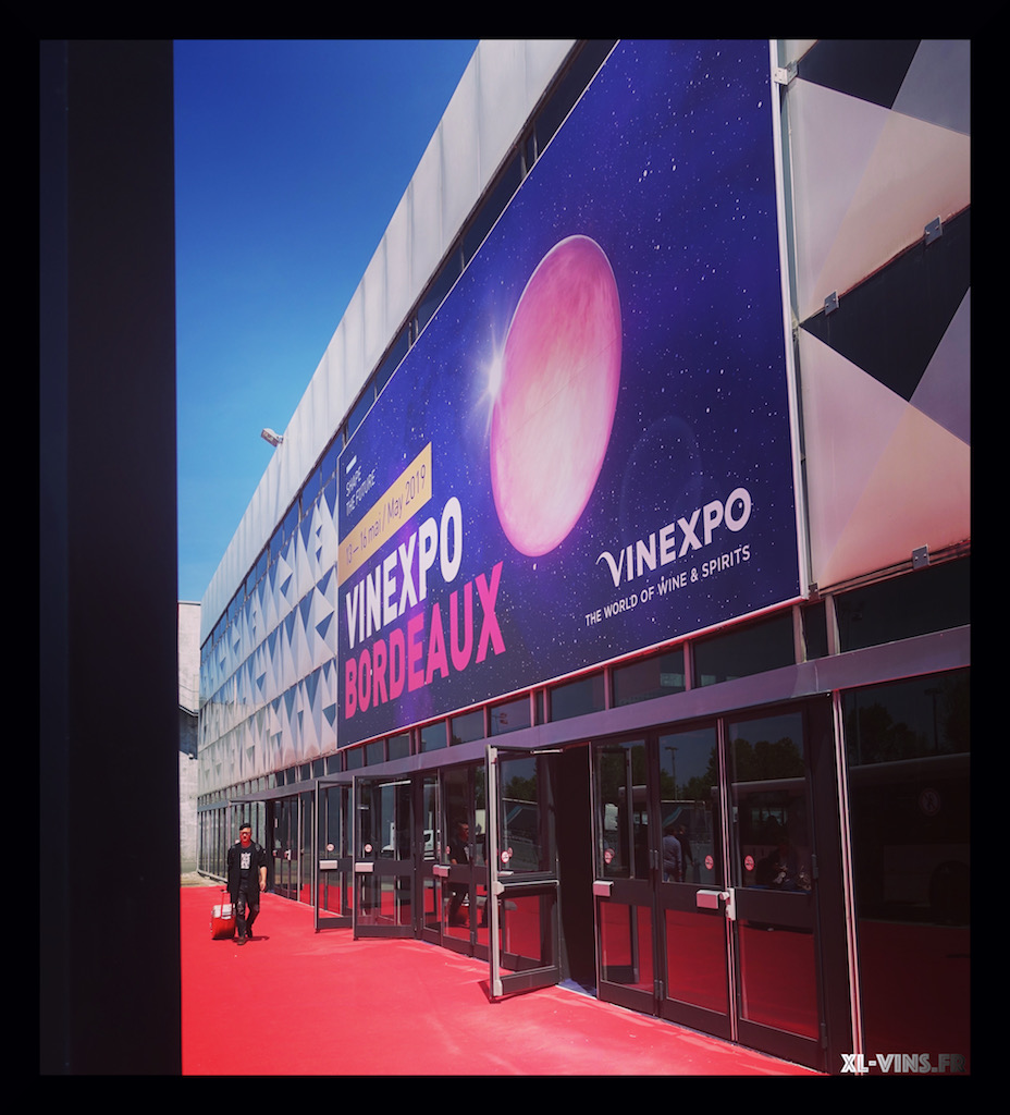 Vinexpo Bordeaux, édition 2019