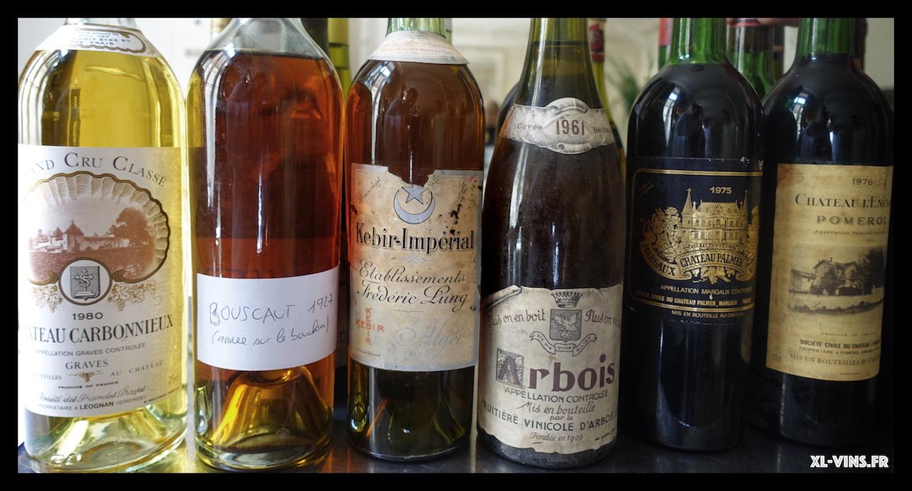 Académie des vins anciens Mai 2019 1
