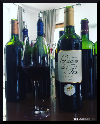 chateau graves de pez 2016