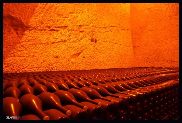 Charles Heidsieck-cellar3