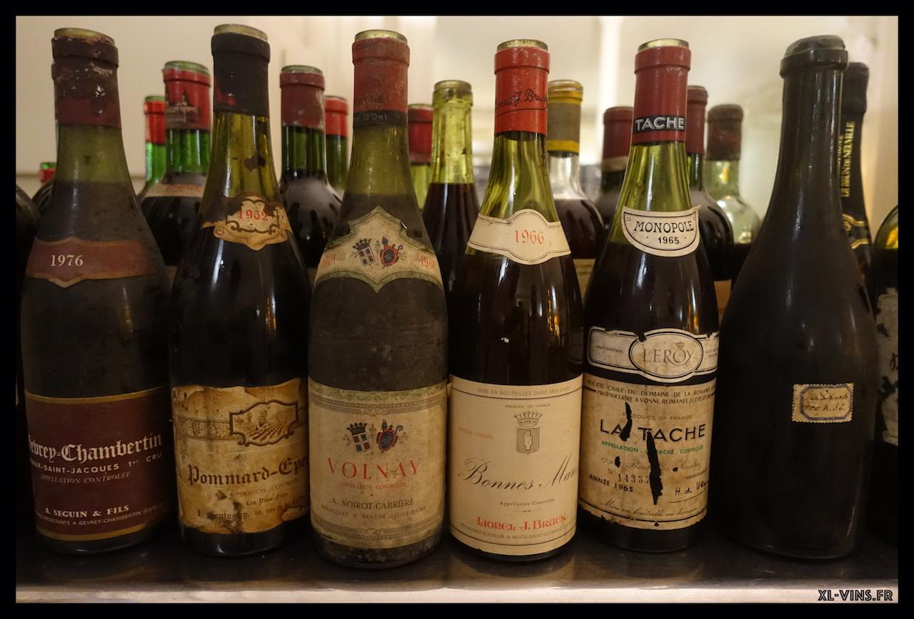Académie des Vins Anciens. 33 ème séance