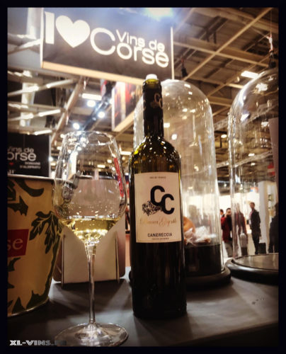 Vinexpo paris vins de corse