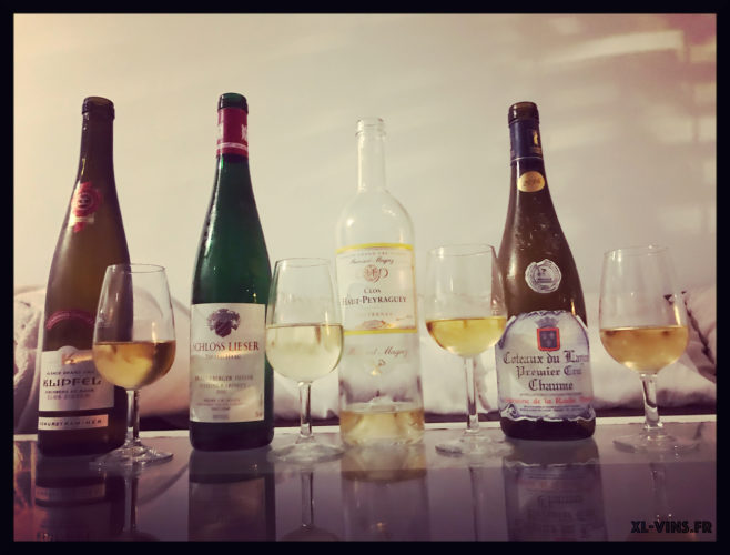 vins liquoreux