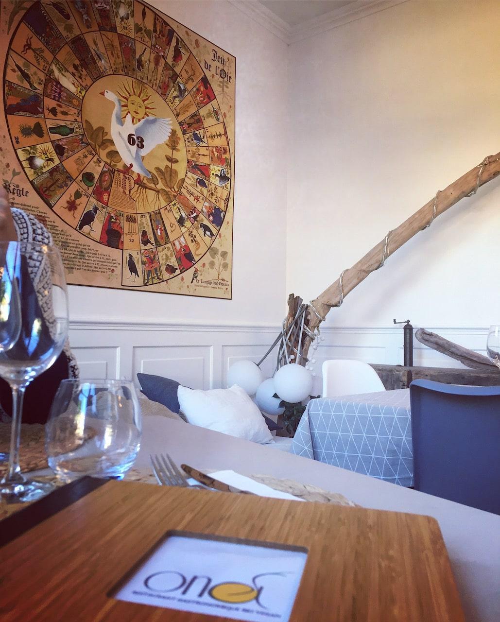 Restaurant Ona, Arès (Bassin d'Arcachon) 1 étoile Michelin
