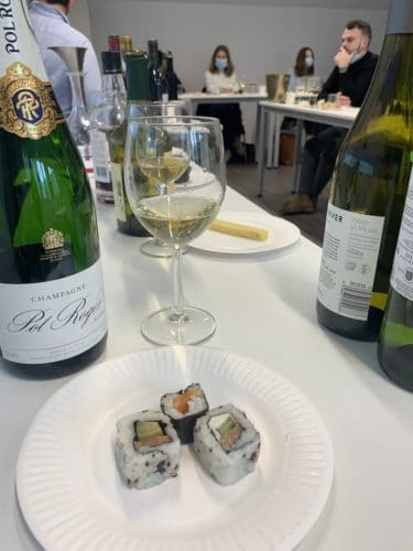 Sharing Week ESG 2021 champagne