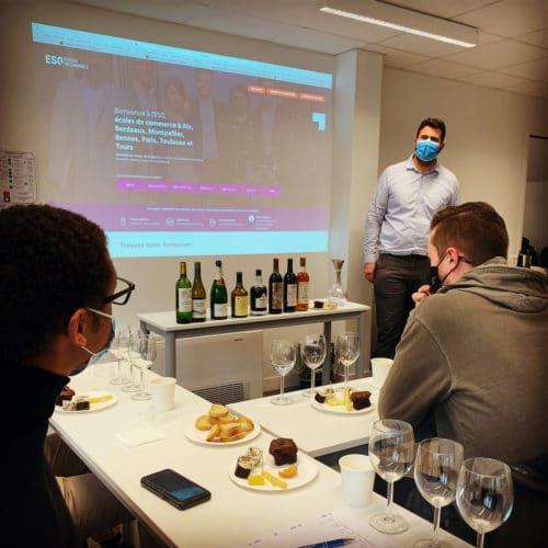 Sharing Week ESG 2021 voyage vins presentation