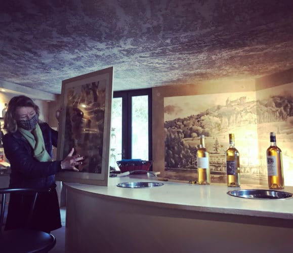 Sharing Week ESG 2021 voyage vins st croix du mont