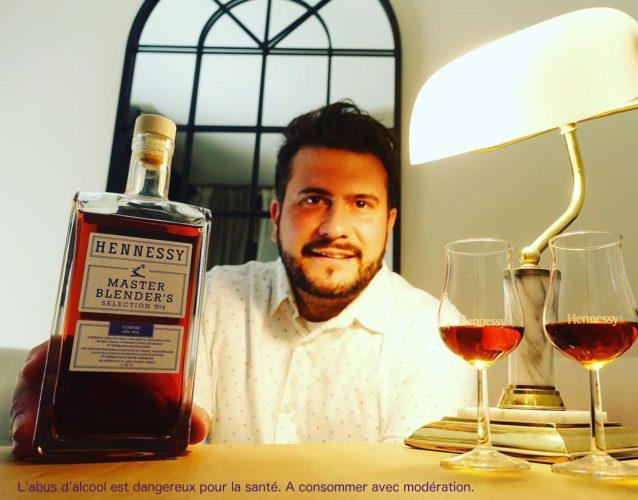 Master Blender's N°4 Hennessy Cognac