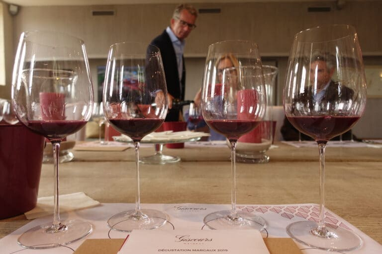 Read more about the article Château Giscours, Margaux. Verticale 2019-2015